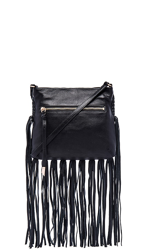 Foley + Corinna Sascha Crossbody Bag in Black