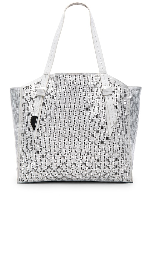 Foley + Corinna Tye Tote in White