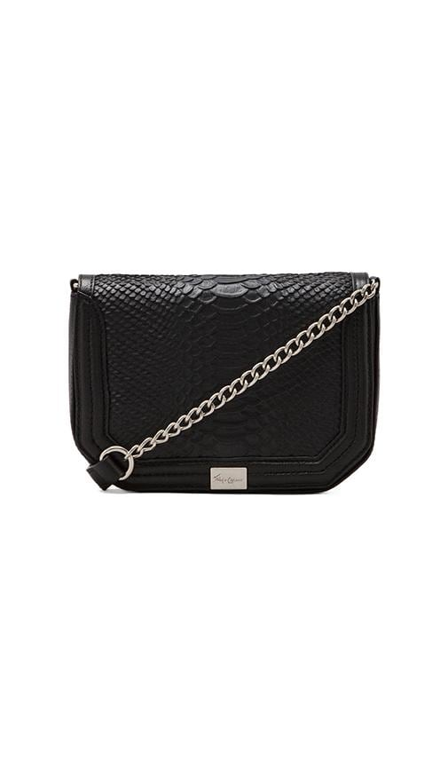 Plated Mini Crossbody Bag