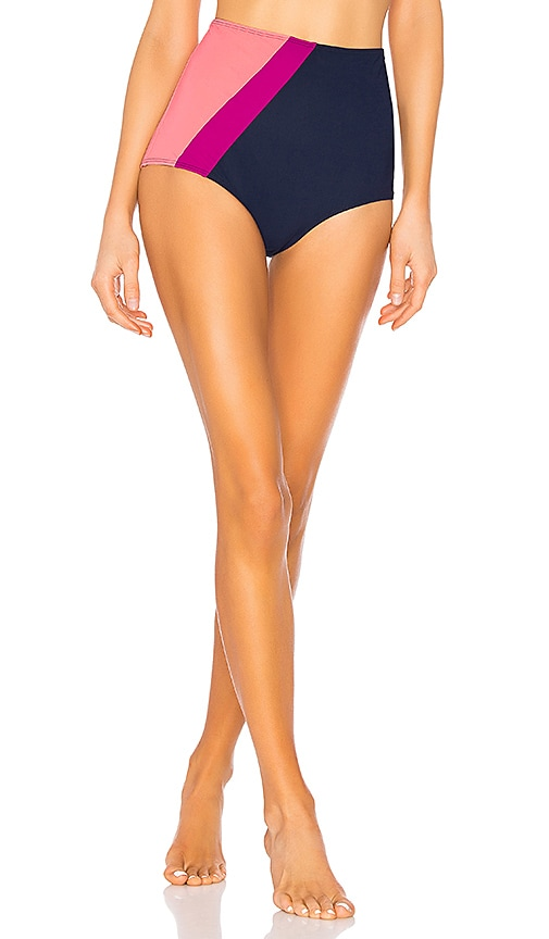 Liza High Waisted Bikini Bottom