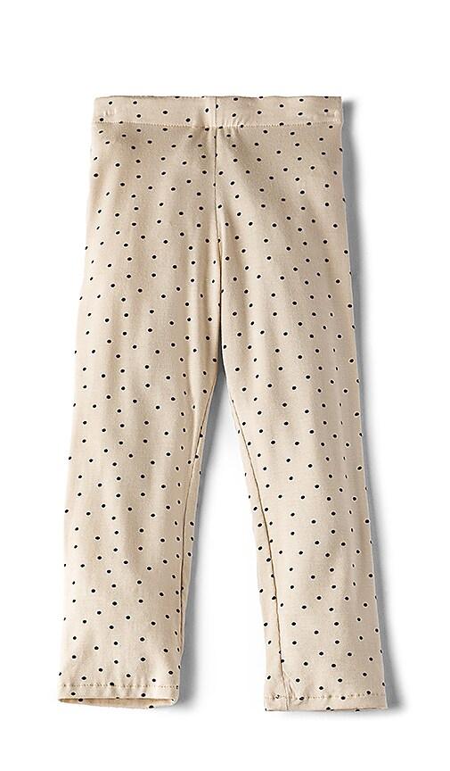 For Love & Lemons Everyday Knit Legging in Cream