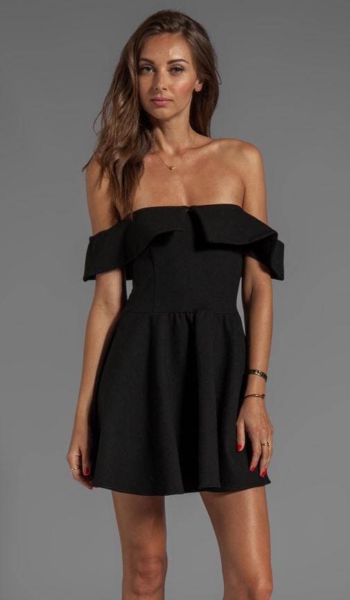Cherub Off The Shoulder Mini Dress