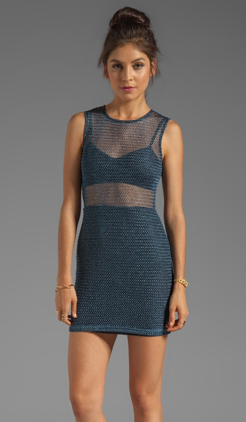 Chloe Mesh Dress