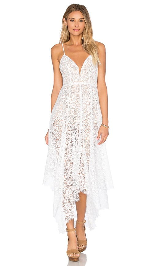 For Love and Lemons Revolve Midi