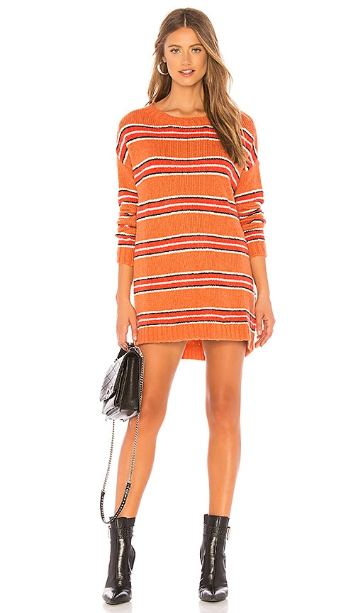Charlie Striped Sweater Dress