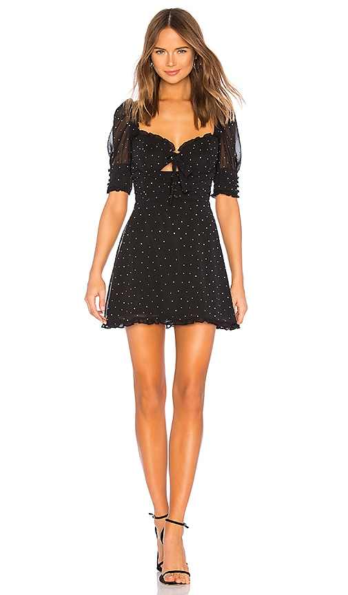 1127c60bd39 Lucky Dice Mini Dress. Lucky Dice Mini Dress. For Love   Lemons
