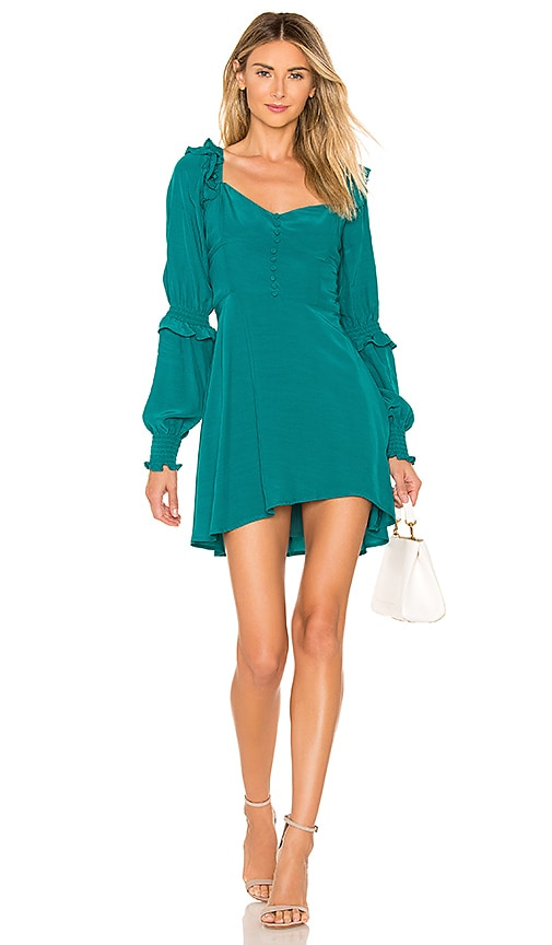 X REVOLVE Sweetheart Dress