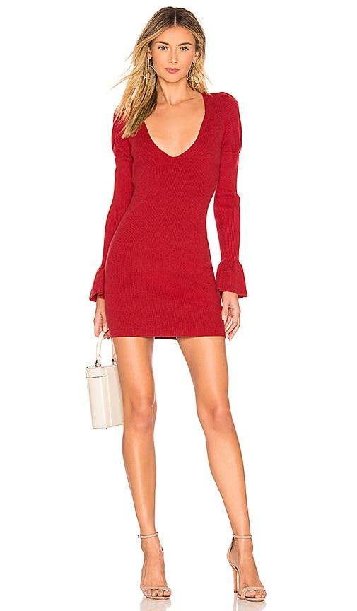 Oxford Long Sleeve Dress