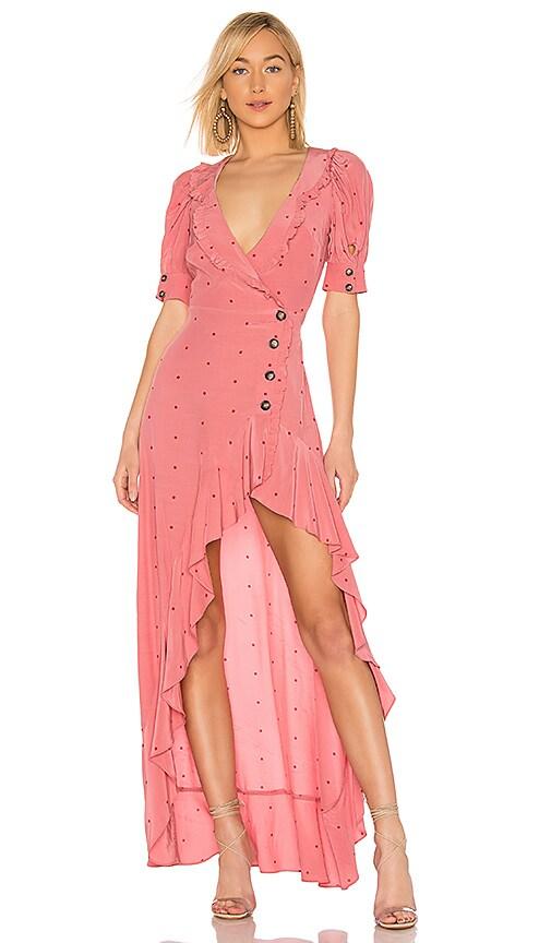 WRAP ドレス