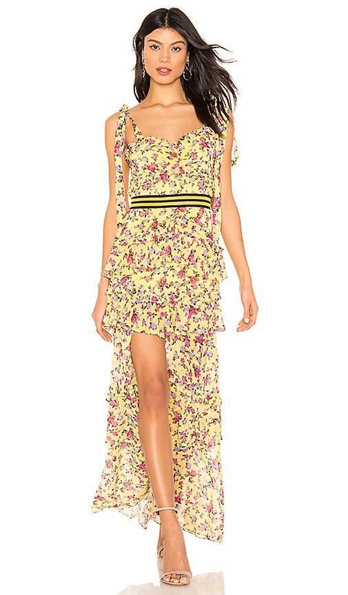 Maison Maxi Dress