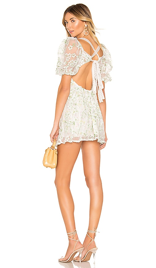 Eclair Mini Dress