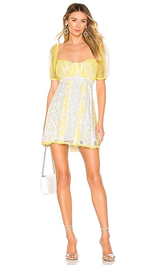 Limoncella Mini Dress