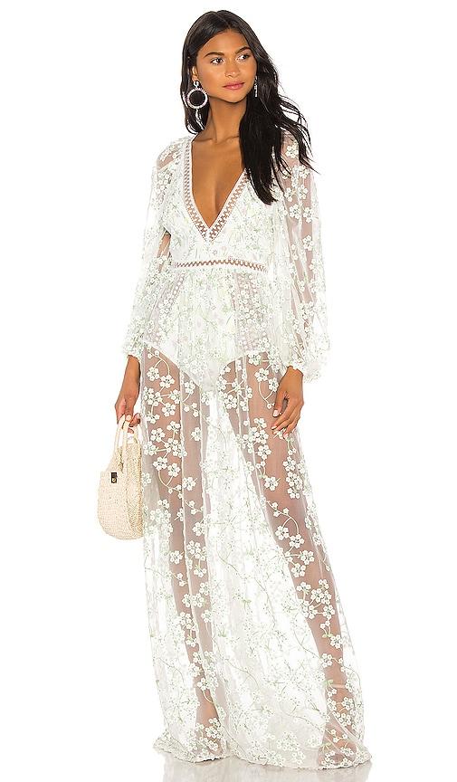 Eclair Maxi Dress