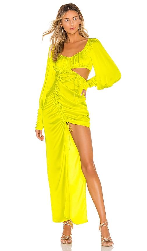 Meringue Maxi Dress