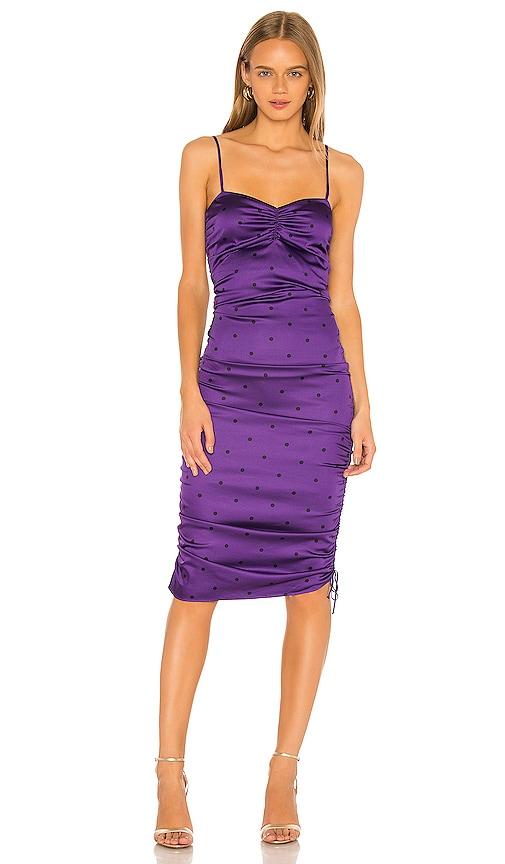 Paula Ruched Dress