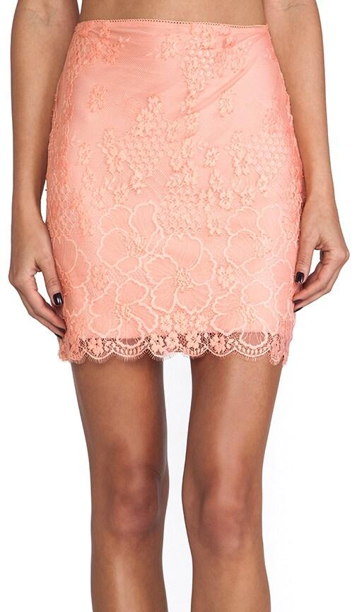 Flower Bomb Slip Skirt