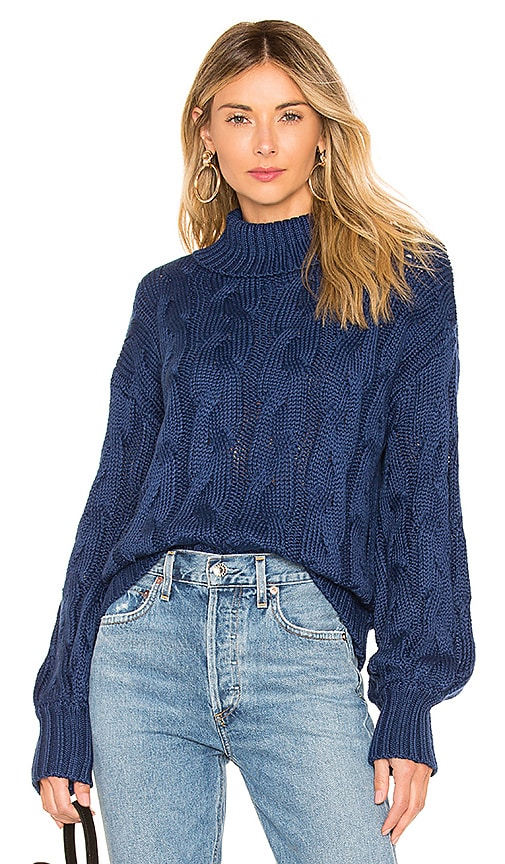 Charlotte Turtleneck Sweater