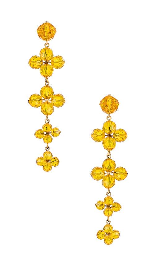 West End Tiered Jewel Earrings