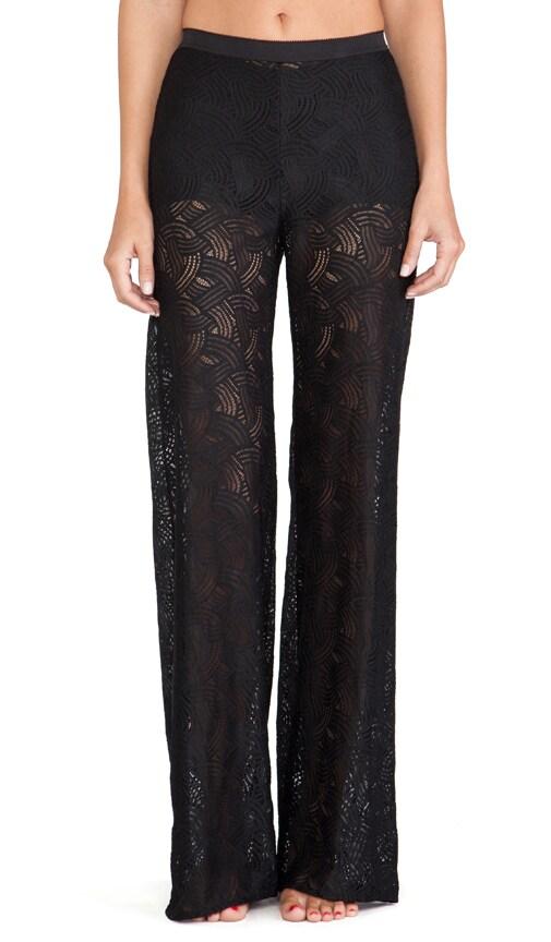 Femme Fatale Lace Pants