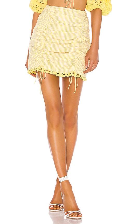 Picnic Mini Skirt