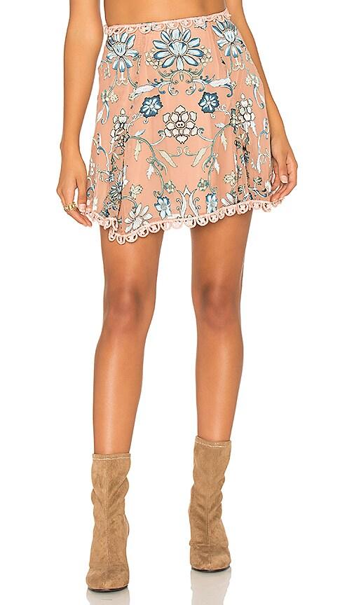 Saffron Skirt