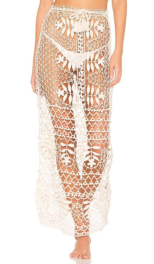 Melrose Crochet Skirt