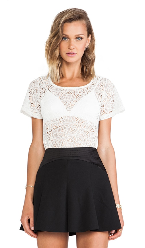 Baby Cakes Lace Top