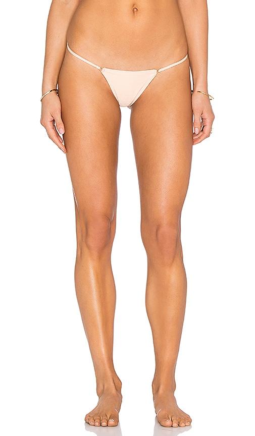 Tiny Tanlines Thong Bikini Bottom