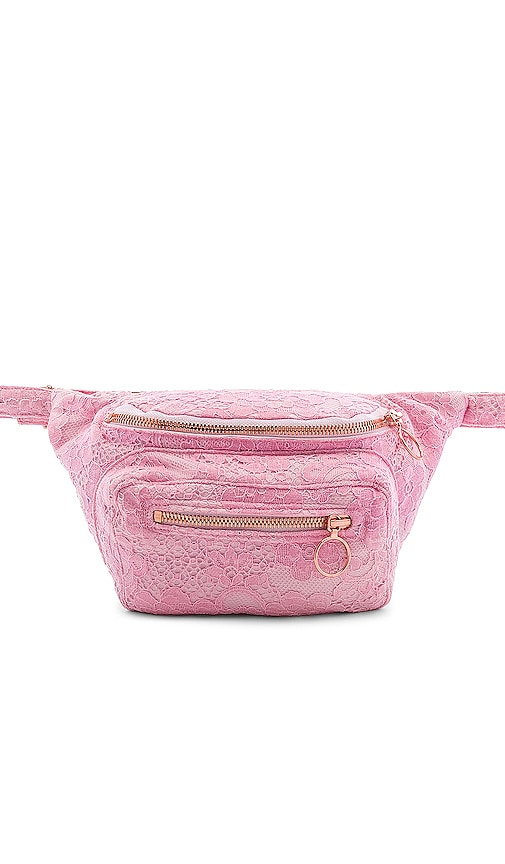 Lace Fanny Pack by For Love &Amp; Lemons