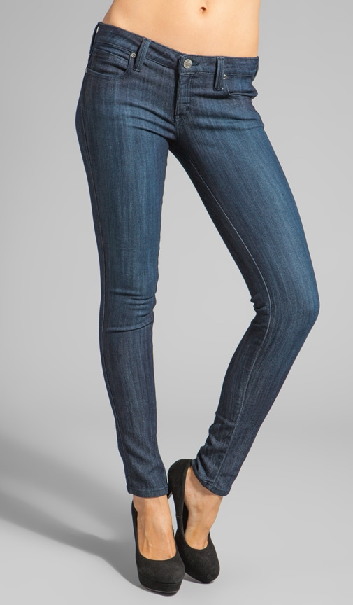 FB Mine Heart Pocket Skinny Jean