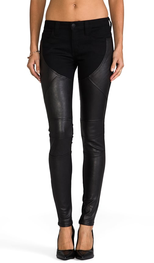 Pandora Stretch Leather Legging