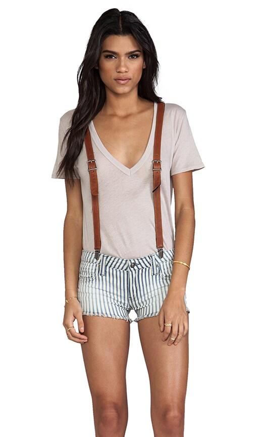 Ike Suspender Shorts