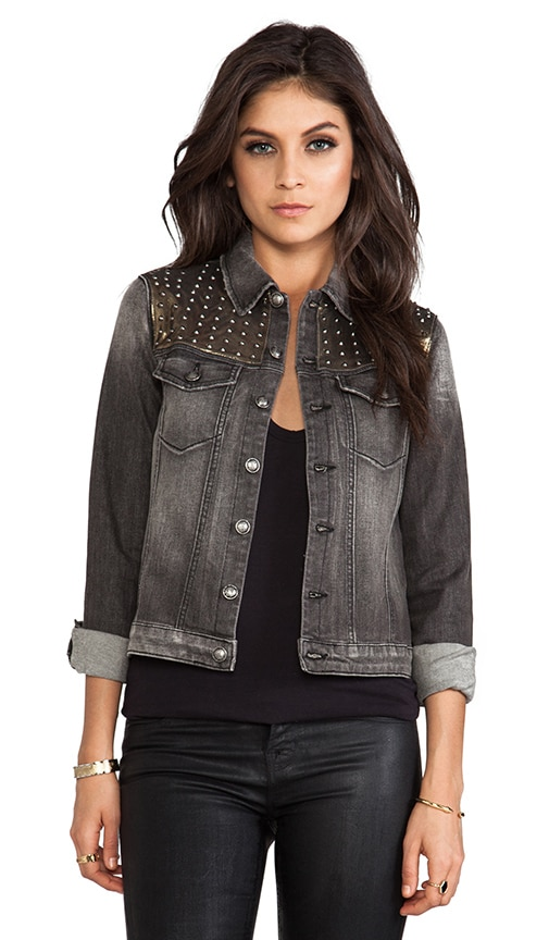 Armanda Denim Jacket