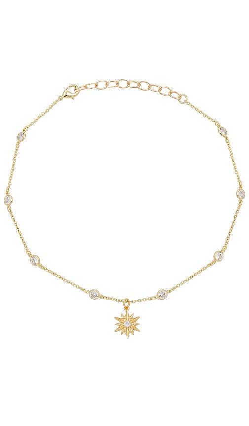 Frasier Sterling x REVOLVE Seeing Stars Choker in Metallic Gold rV1Wv1F