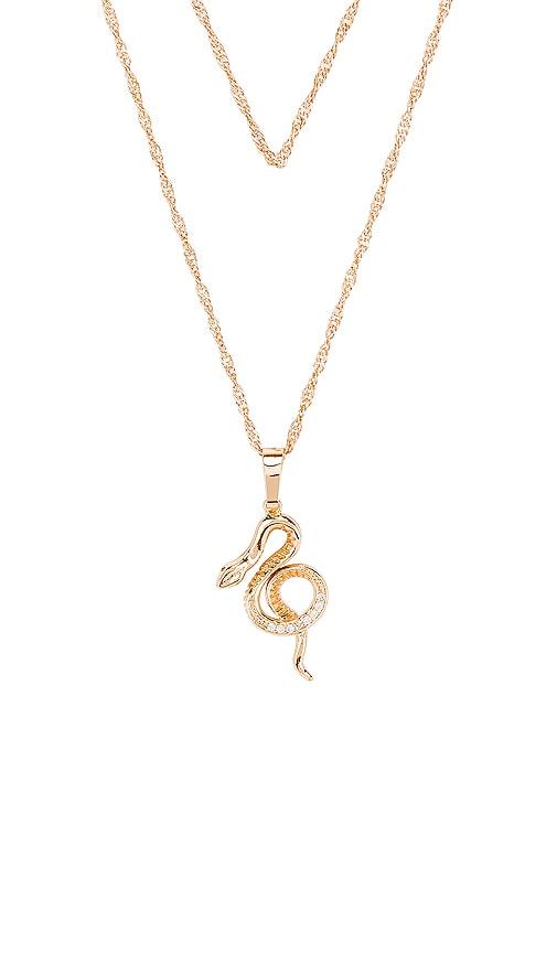 Snake Charmer Prelayer Necklace
