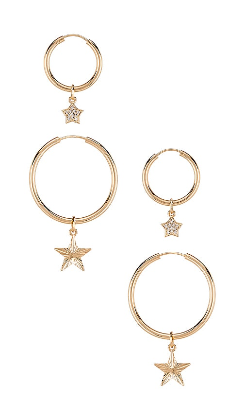 Northern Star Duo Earring