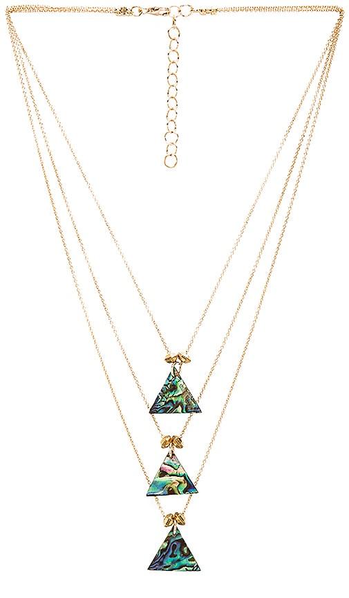Three Tier Dakota Necklace