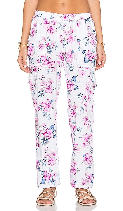 Frankies Bikinis Luna Pant in Floral
