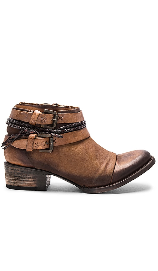 Freebird by Steven Simba Bootie in Brown