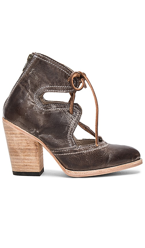 Freebird by Steven Flame Booties in Brown