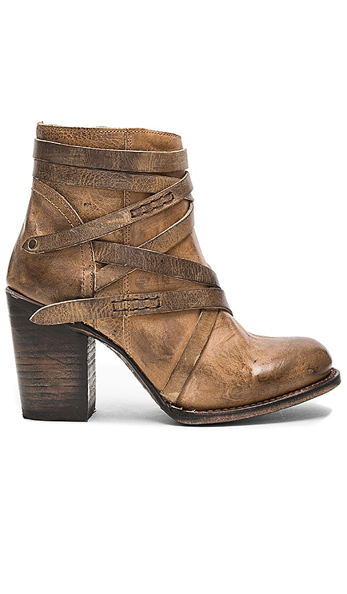 Freebird by Steven Gem Booties in Tan