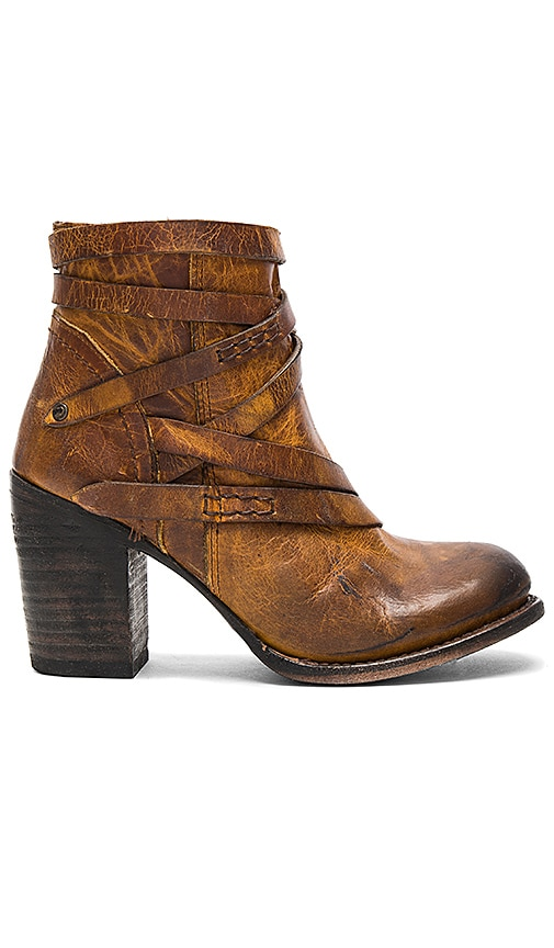 Freebird by Steven Gem Bootie in Brown