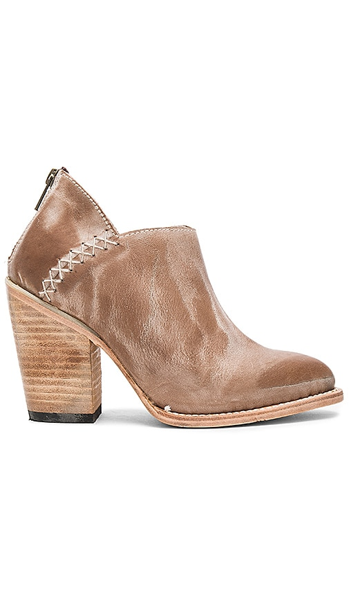 Freebird by Steven Steel Booties in Taupe