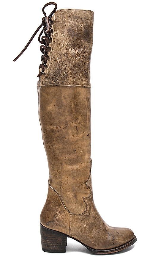 Freebird by Steven Rolls Boot in Taupe