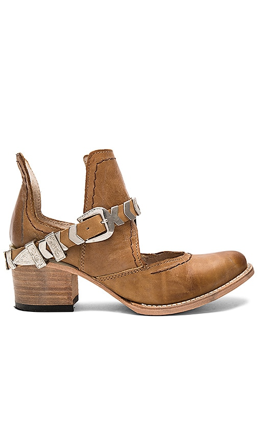 Freebird by Steven Blade Bootie in Tan