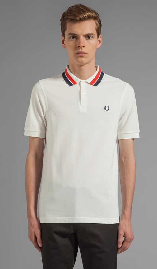Bold Collar Polo