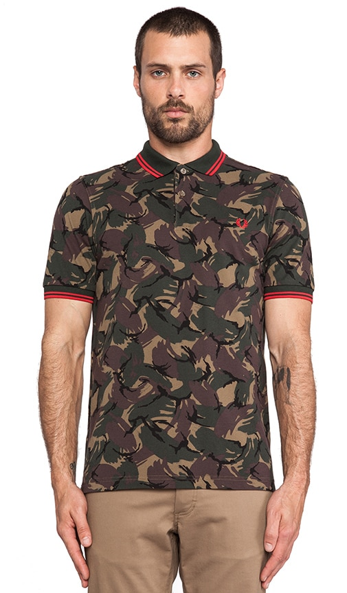 Margate Collection Camo Shirt