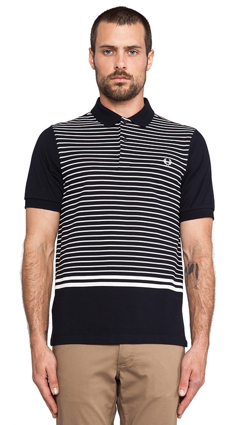 Striped Tipping Shirt