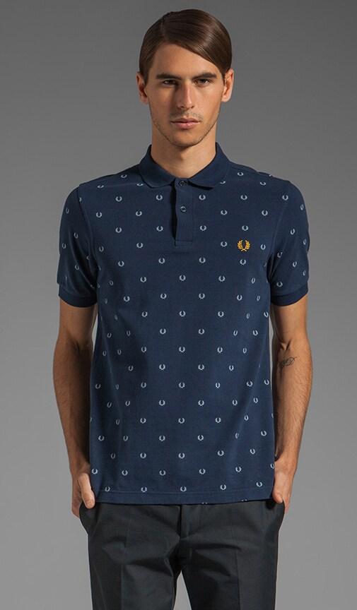 Laurel Print Shirt