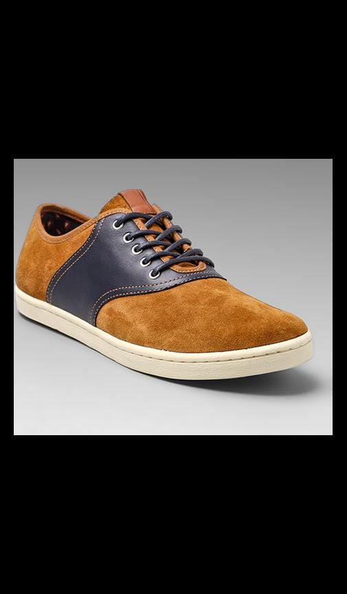 Colyer Suede Leather